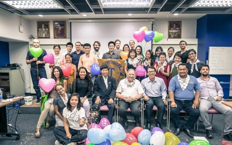 Siam Toastmasters Club Meetings